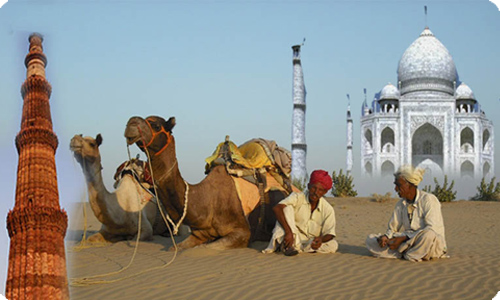 Delhi Agra Jaipur 4 Nights 5 Days