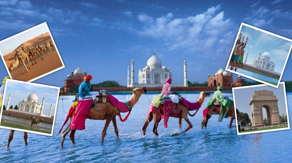 Golden Triangle 5 Nights 6 Days