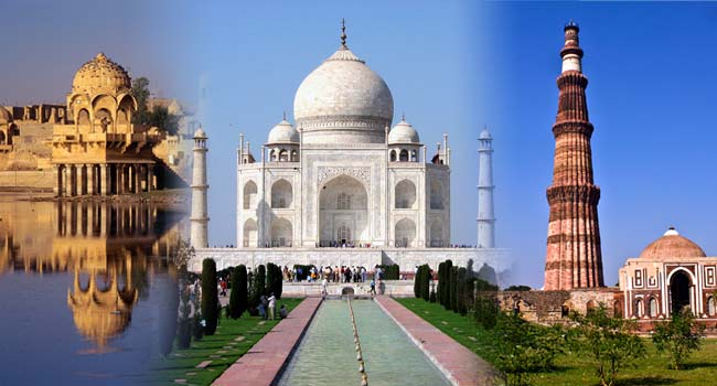 Jaipur Agra Delhi 5 Nights 6 Days