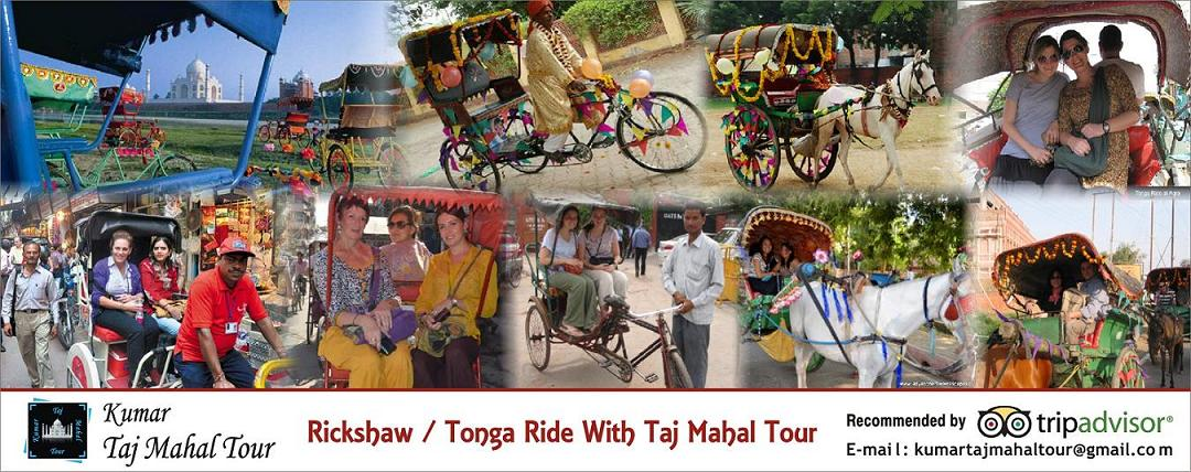 Tonga and Rickshaw Ride